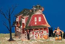 Holiday - Halloween Village  / by Lyoness Rose