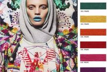 Colors Palette/Moodboard