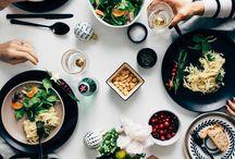 GATHERINGS / beautiful gatherings, dinner parties and picnics