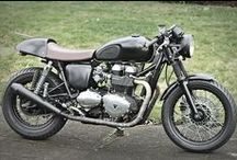Motorcycles / by Jack Caldwell
