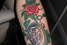 Tattoos & Tattoo Art / by Laura Moeller