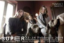SUPER Milano / Salone di accessori e prêt-à-porter