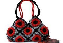 Crochet bags / by Tien De Wet