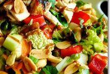 Comidas / Delicias con vegetales