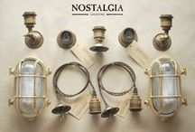 NOSTALGIA LIGHTING / Vintage, Edison style lighting by KloshArt