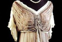 Vintage fashion 1900-1930s