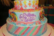 Mitzvah Cakes