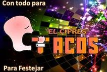 TACOS EL CIPRES para Fiestas / Las Mas Sabrosas Taquizas y Parrilladas para las más Bonitas Fiestas
