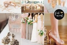 Colour inspiration / Colors and moodboards we are currently obsessing over...