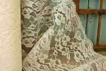 Lace / Fab ways to incorporate lace on your wedding day!