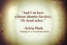 Sylvia Plath / Awesome lady