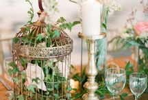 Secret garden party / Inspiration for a whimsical garden themed party or event