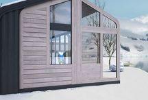 TINY HOMES / Tiny homes with big design