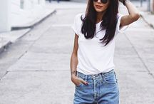 STREET STYLE / Street style and casual outfits