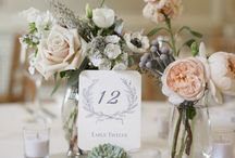 Pastel colour wedding palette - blush tones / A pastel colour palette with soft hues of peach, greys and nude creating a perfect Pantone moodboard for your wedding