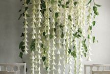 Wedding backdrops / Ceremony #backdrops - inspiration for decoration and design