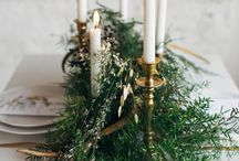 Contemporary natural greens and white wedding inspiration / We love the crisp and freshness of this colour palette, here are some of our favourite ideas to help inspire you! Why not throw in some gold or wood to add some extra texture. x