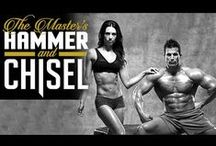 HAMMER AND CHISEL Gear / Everything you need for your resistance-training workout. Build muscle, sculpt for definition, get lean and strong. Beginner and intermediate gear for the #Hammer and Chisel workout. Spartan Fitness has #fitnessgear for every budget. Try out in-store, or shop online in Canada.!