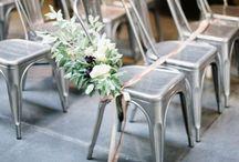 Ceremony seating ideas