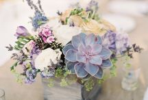 Succulent heaven! / A wedding inspiration board for succulent lovers!