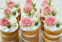 Sweets and dessert tables / Sweet treats, dessert tables and everything scrumptious! Inspiration for your wedding or event.