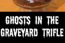 Halloween recipes / recipes Halloween kids Halloween food