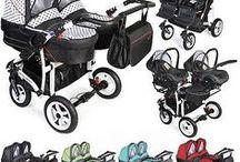 Twin - pushchairs / double pushchairs twin pushchairs birth to beyond