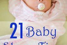 Baby - Newborn tips / baby tips 0-12 months