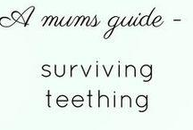 Baby - Teething / all things baby teeth, teething and surviving parenting