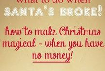 Christmas Shopping on a budget / all ways to save money buying Christmas presents in the lead up to the festive season