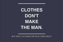 Men like to dress up too...