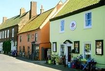 Shopping in Norfolk UK