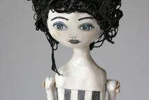 dolls and toys / by sirje