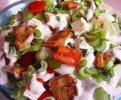 Delicious Salat