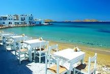 Greece - The Island of Paros / #Greece#  #Greek islands#