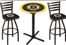 Decorate Your NHL Cave / Use this Exclusive Coupon Code: PINFIVE to Receive an Additional 5% off all Sports Merchandise at SportsFansPlus.com / by Sports Fans Plus.com