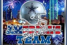 Dallas Cowboys / Use this Exclusive Coupon Code: PINFIVE to Receive an Additional 5% off all Dallas Cowboys Merchandise at SportsFansPlus.com. Everything you could want to support America's Team!