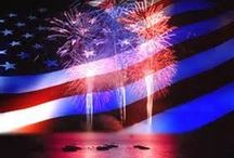 4th of July / Celebrate the 4th of July with good food, crafts, animals, and people!