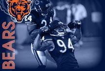 Chicago Bears / Use this Exclusive Coupon Code: PINFIVE to Receive an Additional 5% off all Chicago Bears Merchandise at SportsFansPlus.com