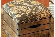 legno fai da te / artigianato del legno.. scatole , mobili, scaffali,