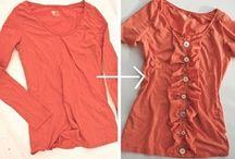 DIY - Clothes - Shirts & Tunikas / by S. K.