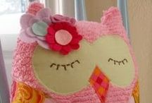 sewing animals & toys / owls, dogs en more animals