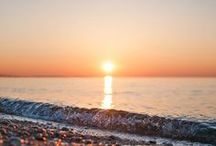 Sunsets & Sunrise at the coast