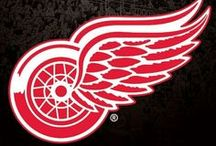 Detroit Red Wings / Use this Exclusive Coupon Code: PINFIVE to Receive an Additional 5% off all Detroit Red Wings Merchandise at SportsFansPlus.com