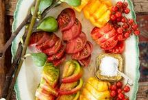 Colorful Food ideas / easy end cozy food