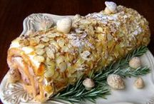 Holiday Table / Everything you need for the big holiday or Christmas feast from FBC members