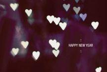 × Happy New Year