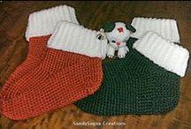 Lavori a maglia- uncinetto- tutorials