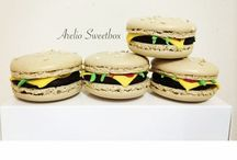 Arelio Sweetbox Macarons / All my own home made creations, Macarons  made with love. Specialising in custom Macarons and loving some macaron art also!!