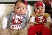 Baby Sports Fans / Use this Exclusive Coupon Code: PINFIVE to Receive an Additional 5% off all Sports Merchandise at SportsFansPlus.com